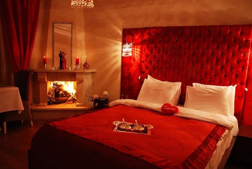 Romantik Yatak Odası Dekorasyon Fikirleri