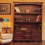 Rustik Kitaplıklar