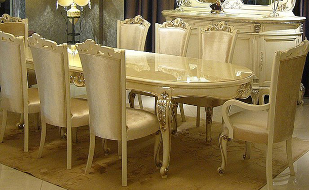 Rustik Yemek Odası Takımları ve Modelleri Fiyatları