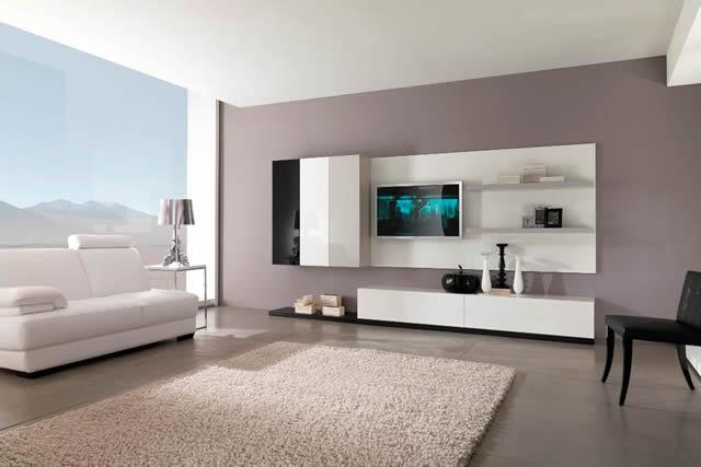 Salon Duvarı İçin Renk Seçimi