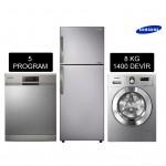 Samsung Beyaz Eşya Çeyiz Paketi
