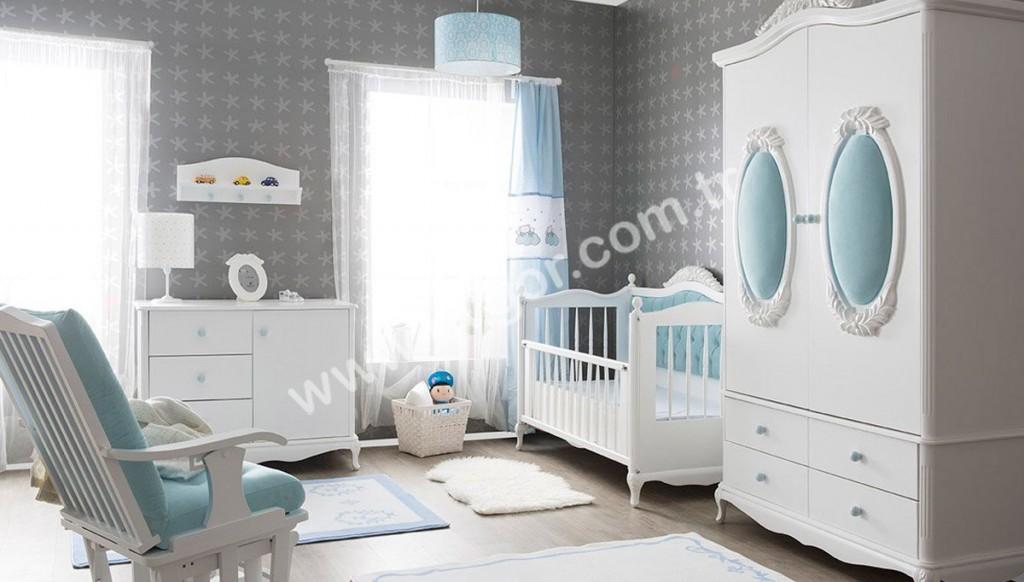 Şık Bebek Odaları