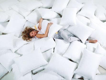 Şimdi Penelope yastıkları çiftleme zamanı
