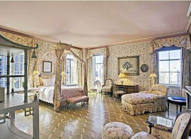 Soylu Eski İngiliz Evi Dekorasyonu