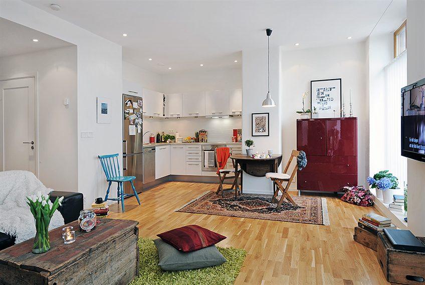 Studiolar veya Küçük Evler