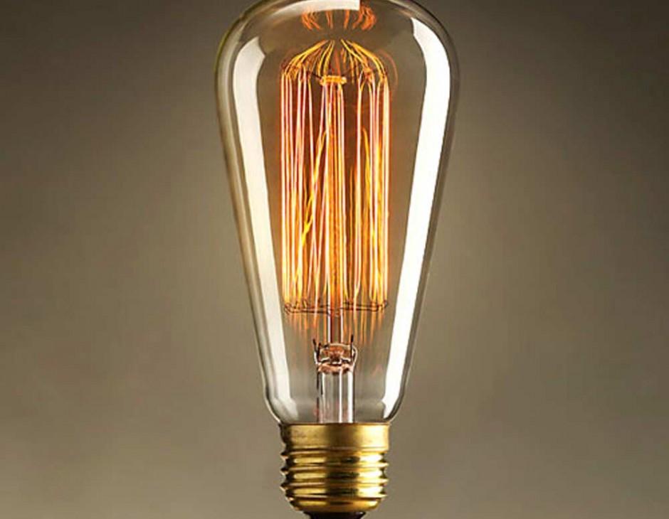 Tarz Aydınlatma Edison Ampul,Retro Ampul,Vintage Ampul
