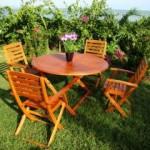 tekzen bahçe mobilya örnekleri (3) › Evim Şahane Ev