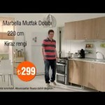 Tekzen reklam filmi Mutfak Dolabı Mayıs 2013 Size Tekzen L