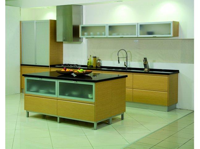 Tepe mutfak modelleri