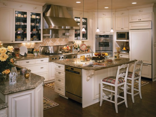 trend rustik mutfak