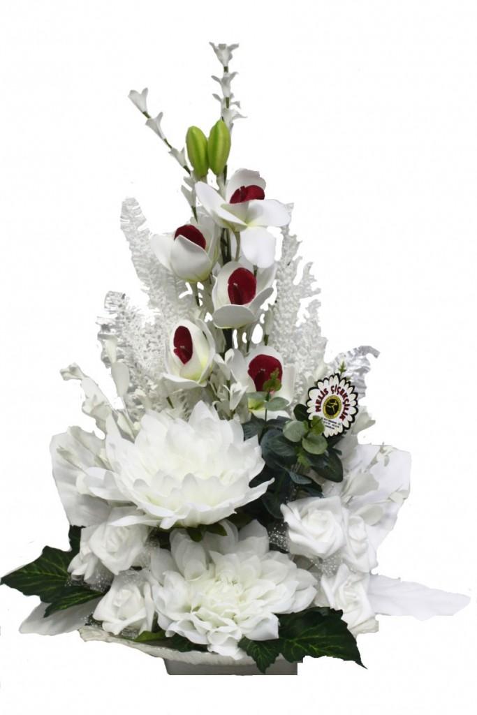 yapay çiçek resmi