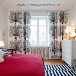 Yatak Odası Perdeleri