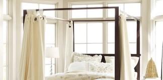 Yatak Odasında Cibinlik Modelleri