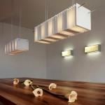 Yemek Odaları İçin Yeni Trend Aydınlatma Modelleri 2015