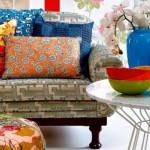 Yeni nesil ev tekstili ve duvar kağıtları