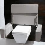Yeni Tasarım Modern Klozet Modelleri 2014