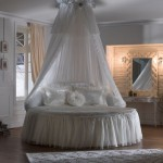 yeni trend cibinlikli yatak odası takımı modeli