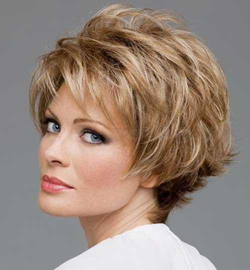 100 Güzel Kısa Saç Modelleri