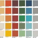 2016 filli boya iç cephe renkleri