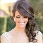 25+ Dalgalı Gelin Saç Modelleri
