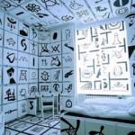 A     A STYLE: ilginç duvar motifleri
