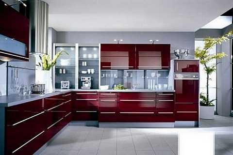 Ankastre mutfak dolapları modelleri