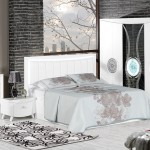 Ayder Beyaz Yatak Odası