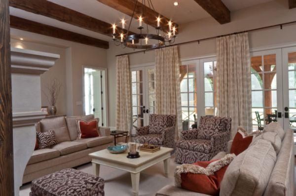 Aydınlatmalı Oturma Odaları Cok farklı Ve rahat
