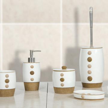 Banyo Aksesuar Seti ModelleriDekorasyon Fikirleri ve