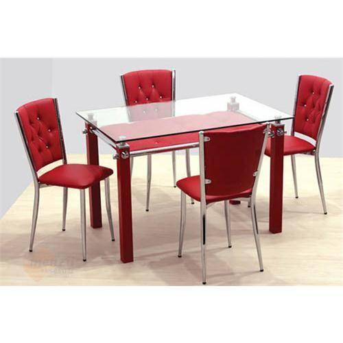 BayanVizyon cam mutfak masası modelleri