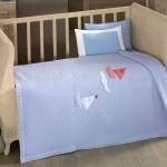 Bebek Pike Takımları, Kidboo Blue Marine Bebek Pike Takımı