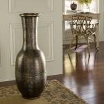 beyaz seramik vazo