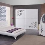 beyaz yatak odasi takimlari modelleri
