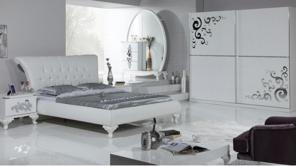 Beyaz Yatak Odası Takımlarının En Güzelleri