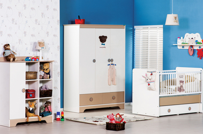 Caploonba Bebek Odaları