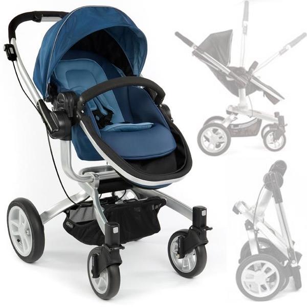 Çift Yönlü Bebek Arabaları
