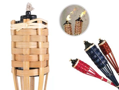 Dekoratif Bambu Meşale (60cm) 5,90 TL