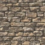Doğal Taş Görünümlü Duvar Kağıtları