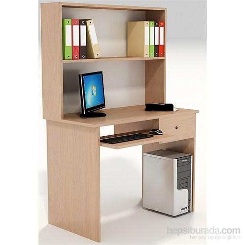 Dovi Kitaplıklı Çalışma Masası Alder Fiyatı