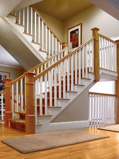 dublex ev merdiven modelleri