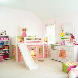 Eğlenceli bir çocuk odası