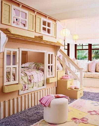 Eğlenceli Çocuk Odaları