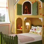 en guzel cocuk odasi dekorasyon modelleri