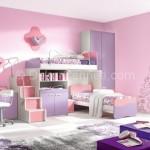 En güzel kız çocuğu odaları