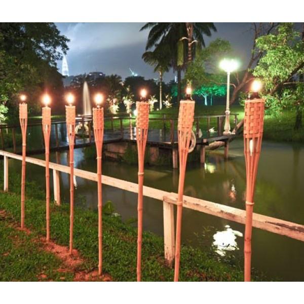 Ev / Ofis Dekorasyon : Bambu Meşale 90 cm