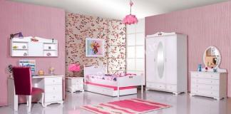 Işıl Kız Çocuk Odası Tasarımı