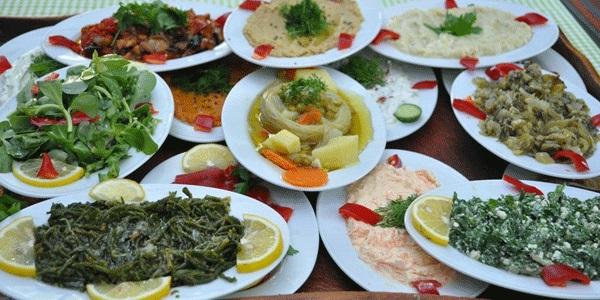 İstanbuldaki En İyi 10 Vejeteryan Mutfağı