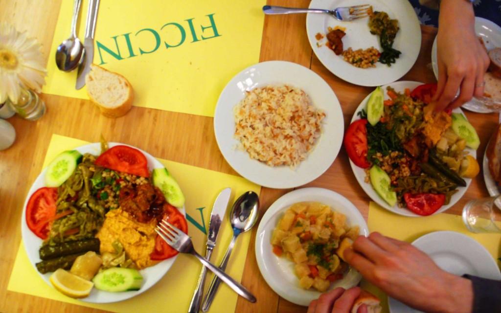 İstanbul'daki En İyi Vejetaryen Restoranlar