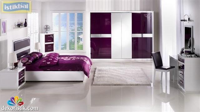 İstikbal Mobilya Bianco Yatak Odası Takımı