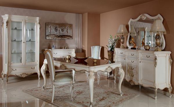 İtalyan tarzı mobilyalar